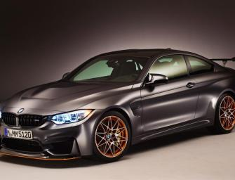 BMW Unveils the New M4 GTS Limited Edition Sports Car