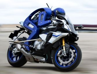 "Yamaha's Motorcycle-Robot ""Was Created to Surpass You"""