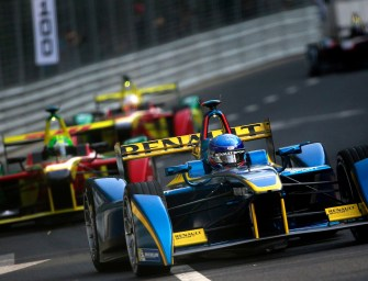 Formula E Announces First-Ever Driverless Racing Series