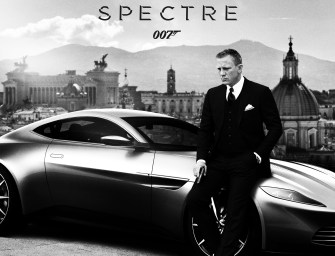 James Bond's Aston Martin DB10 Sold for $3.5 Million