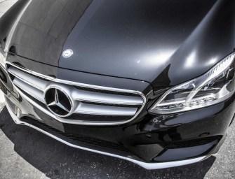 Mercedes-Benz Teases New 2017 E-Class