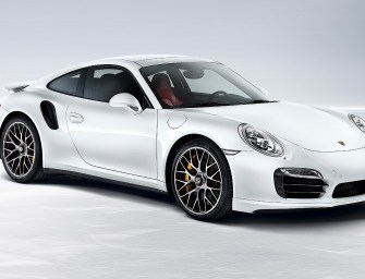 Porsche 911 and 911 Turbo S Unveiled