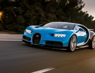 Bugatti Chiron is a 1500bhp, 260mph Monster
