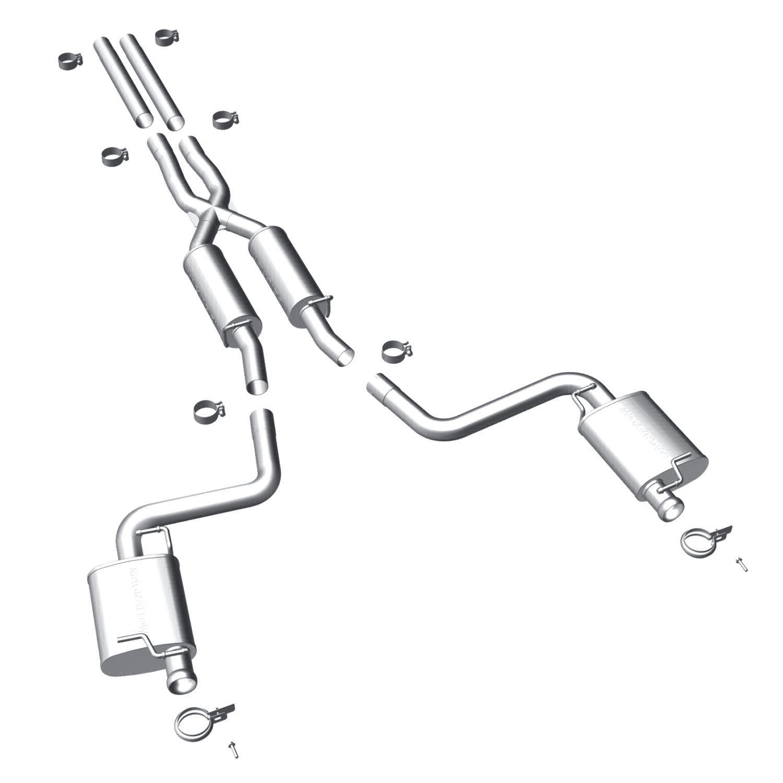 Magnaflow Cat Back Street Series Exhaust System