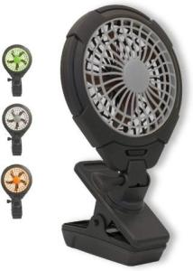 5 inch clip on fan