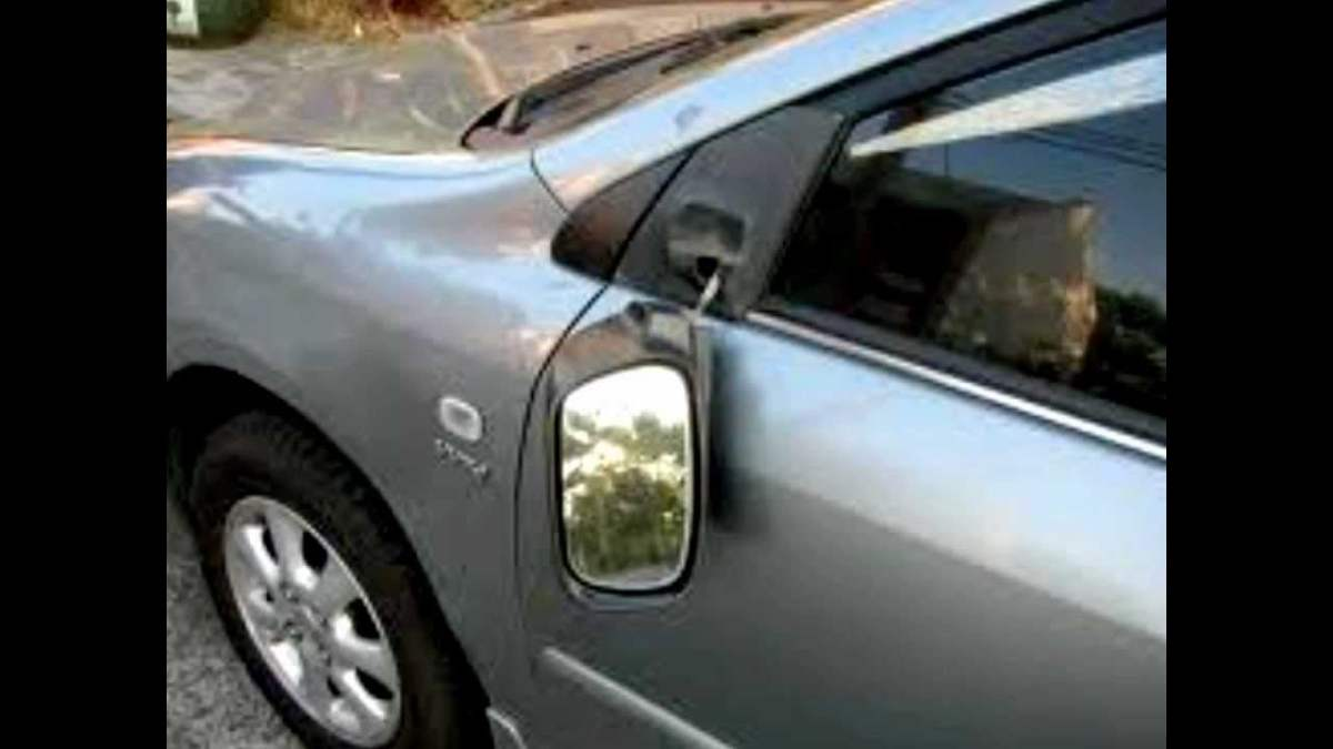 How to Fix Your Broken Side View Mirror for Cheap