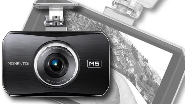 Product Spotlight: Momento M5 Dash Camera System