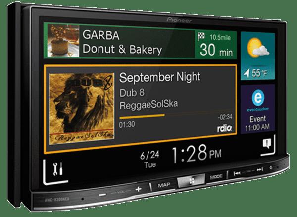 Product Spotlight: Pioneer AVIC-8201NEX
