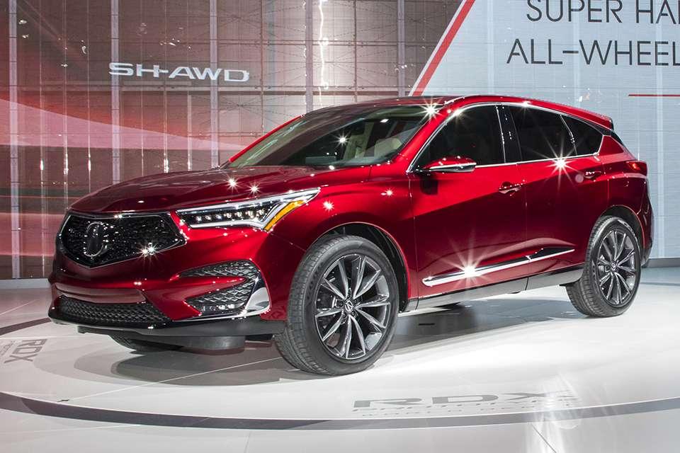NAIAS 2018 Acura RDX Prototype Aims To Take On Premium