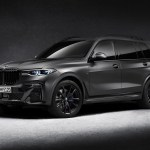 Check Out This Blacked Out 2021 Bmw X7 Dark Shadow Edition Auto News