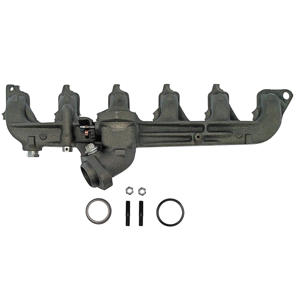 exhaust manifold 1965 83 ford f series