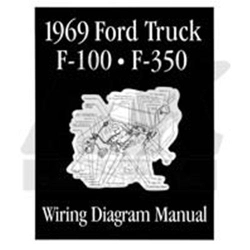 1969 ford f100 pickup wiring diagram 1969 ford f100 f250