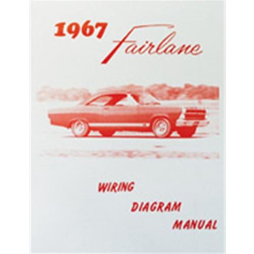 1967 fairlane wiring diagram manual ford 500 xl squire gt