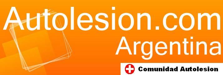 Autolesion Grupo de Autoayuda Mutua Online de Argentina