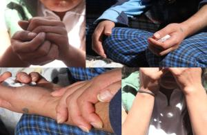manos-niños