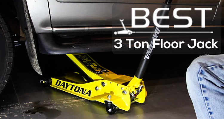 Best 3 Ton Floor Jack