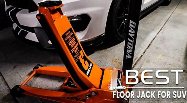 Best Floor Jack for SUV