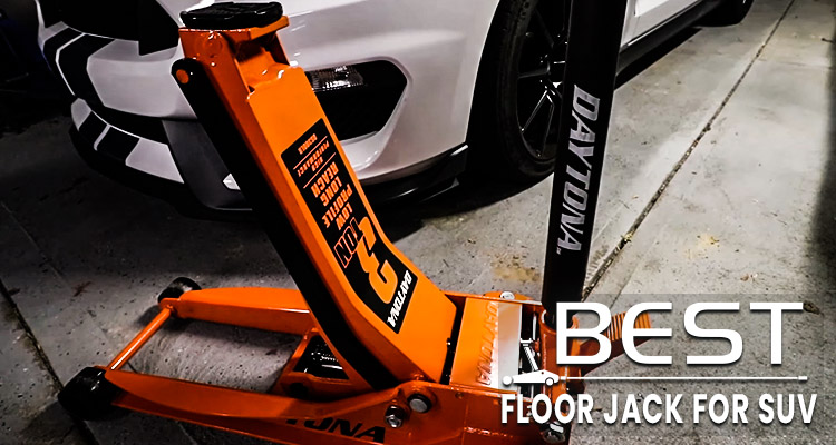 Best Floor Jack for SUV