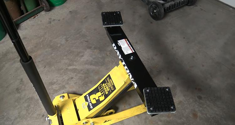 Daytona Floor Jack Extension