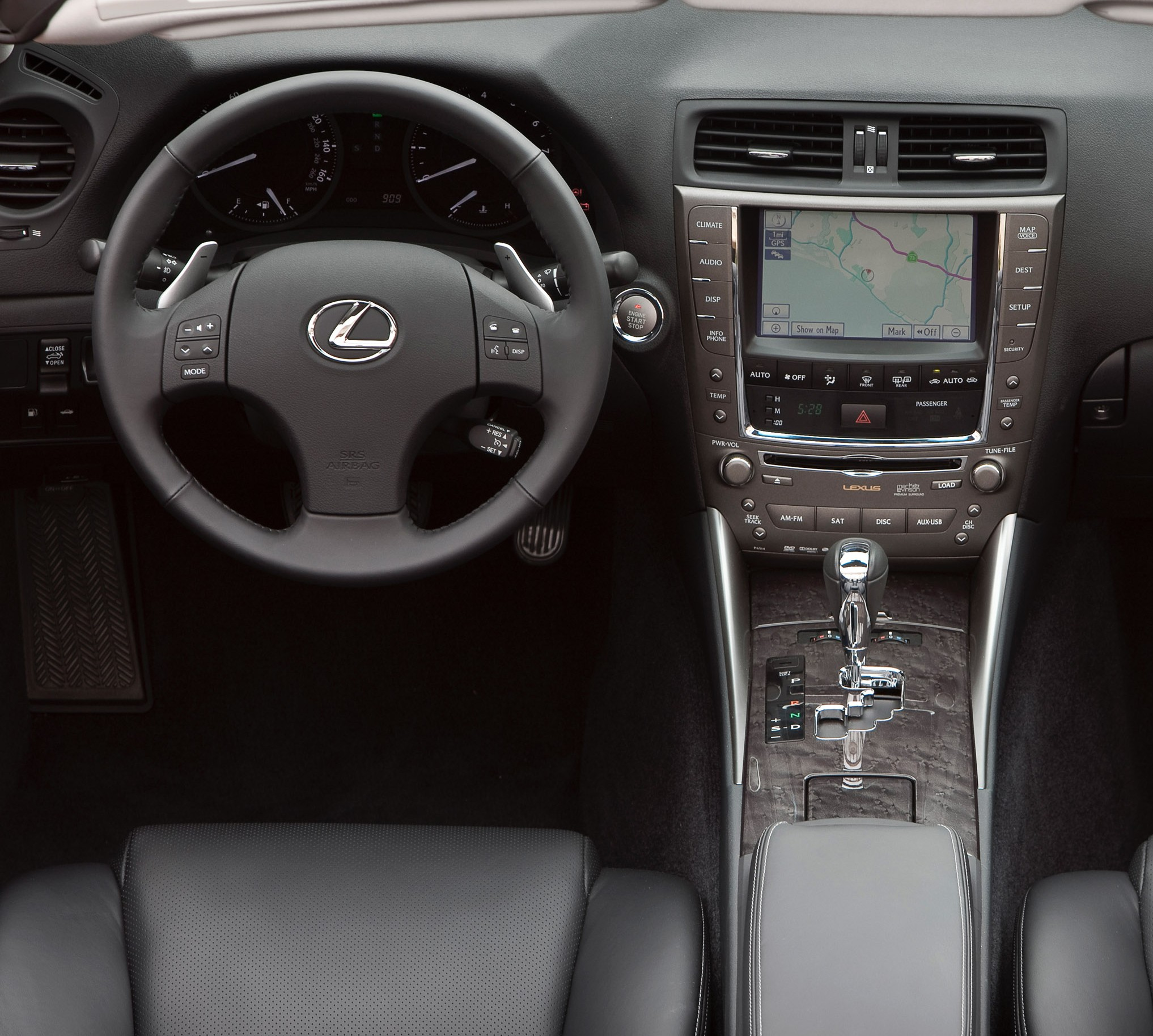 Seat Time 2015 Lexus IS 250 F Sport – John s Journal on Autoline