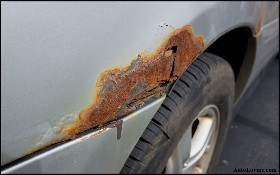 How to Stop Rust on your Car