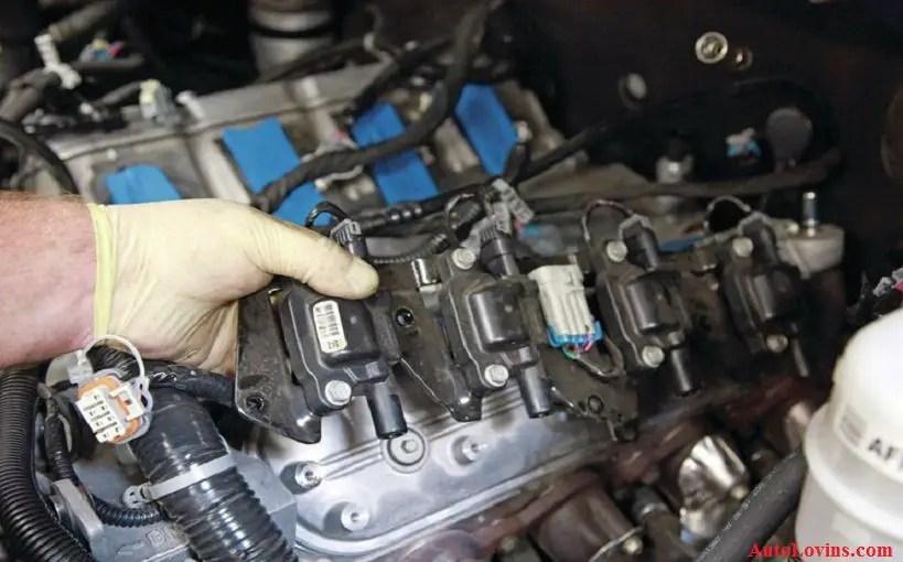Misfiring engine - Chevy 6.0 Vortec problem