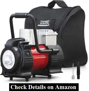 12V DC Portable Air Compressor Pump