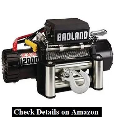 Badland ZXR 12000 lb Electric Winch