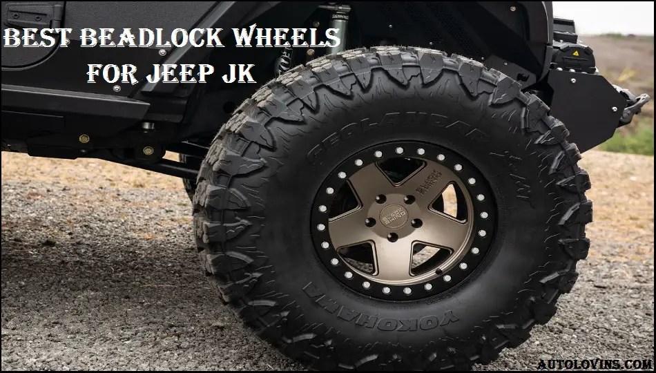 Best Beadlock Wheels for Jeep JK