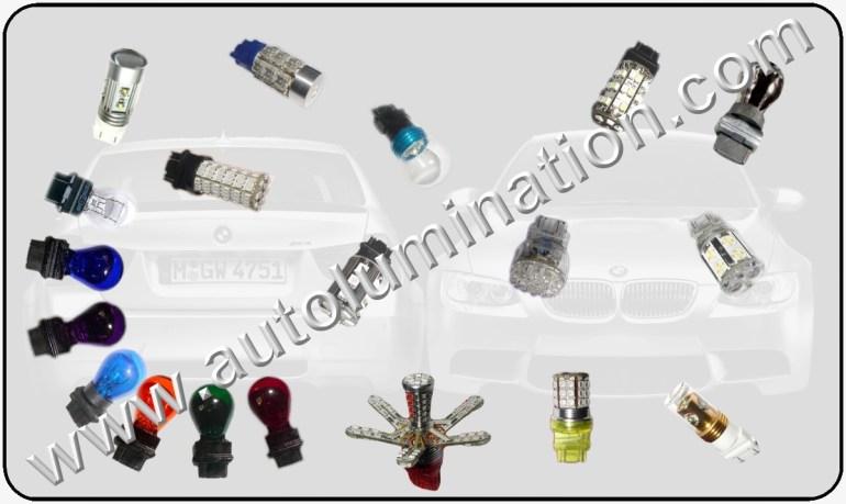 Auto bulbs