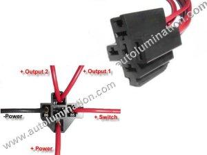 Fuse Relay Connectors Harnesses Supplies   Autolumination