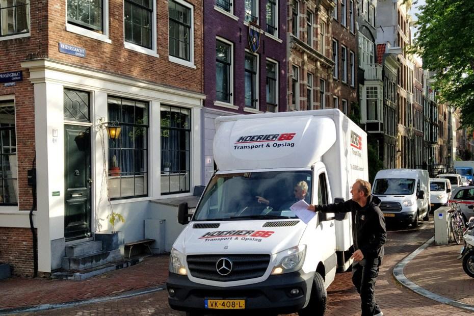 Verdubbeling van verkeer op Keizersgracht dreigt!