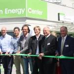 Eröffnung Green Energy Center Innsbruck