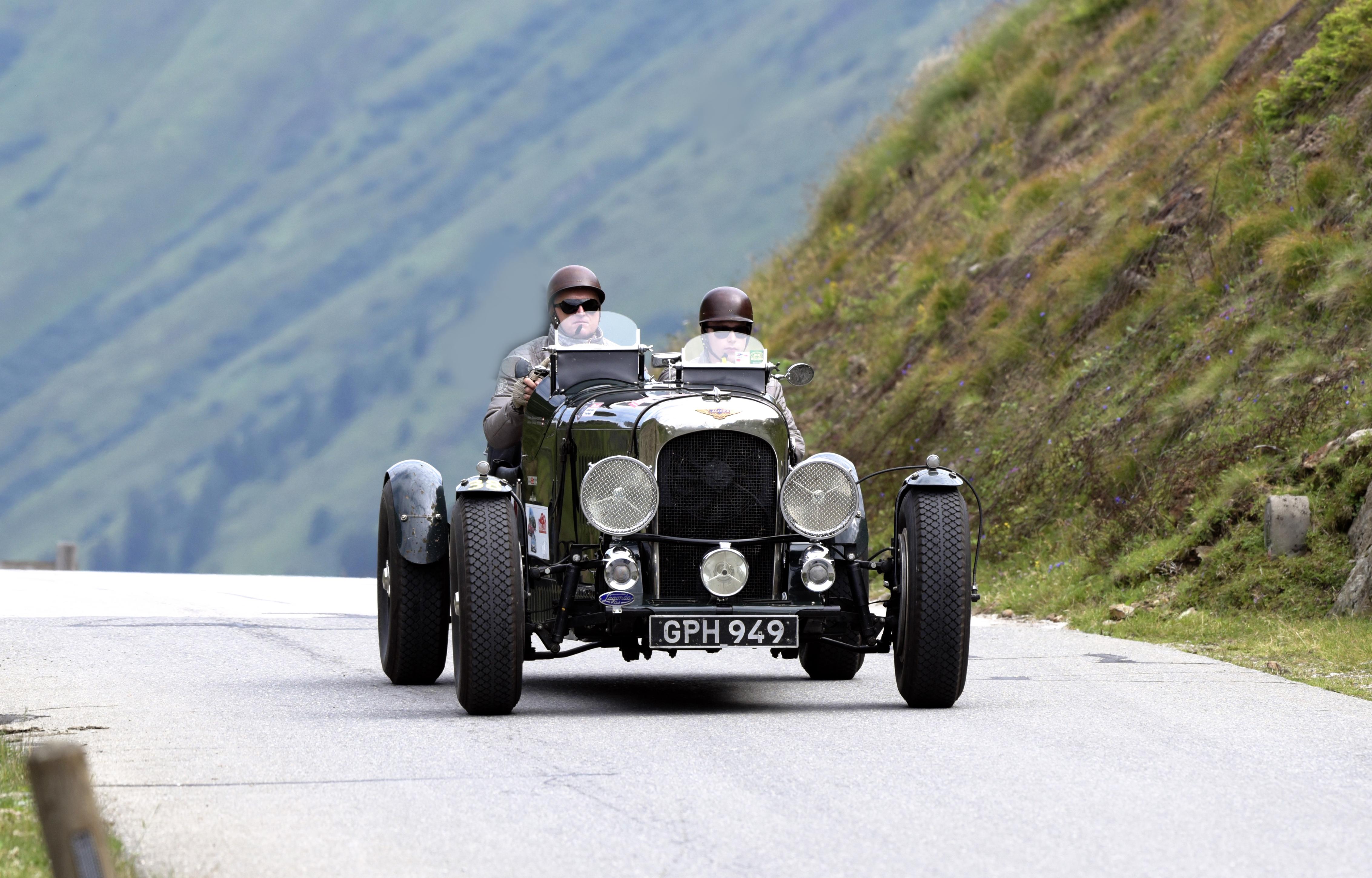 Deopitodeopito Gewinnen Die 25ennstal Classic 2017 Automagazinat
