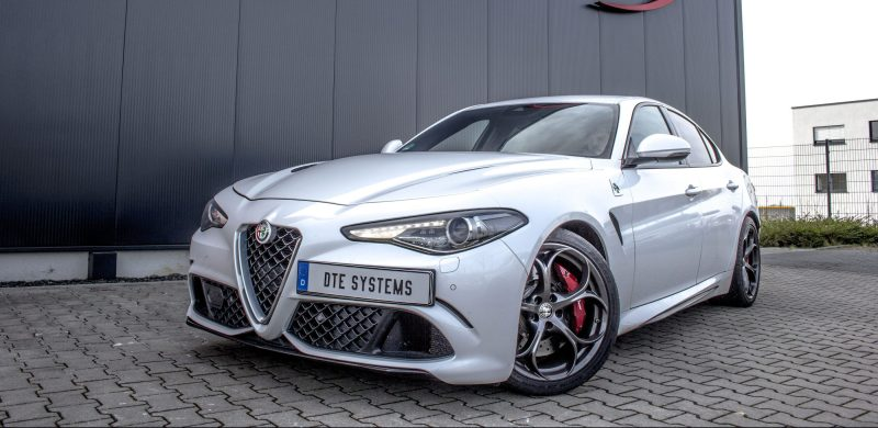Alfa Giulia QV DTE Tuning