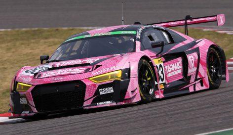 Phoenix Racing Nr. 83 Fuji 24h