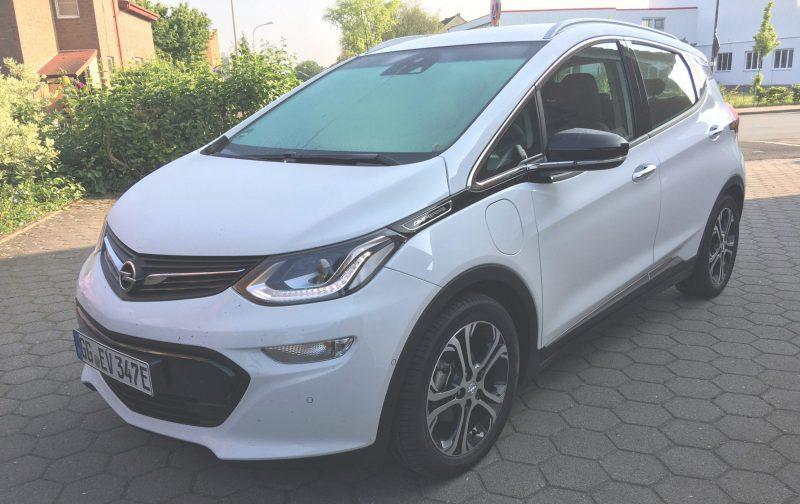 Opel Ampera-e Außen vorne