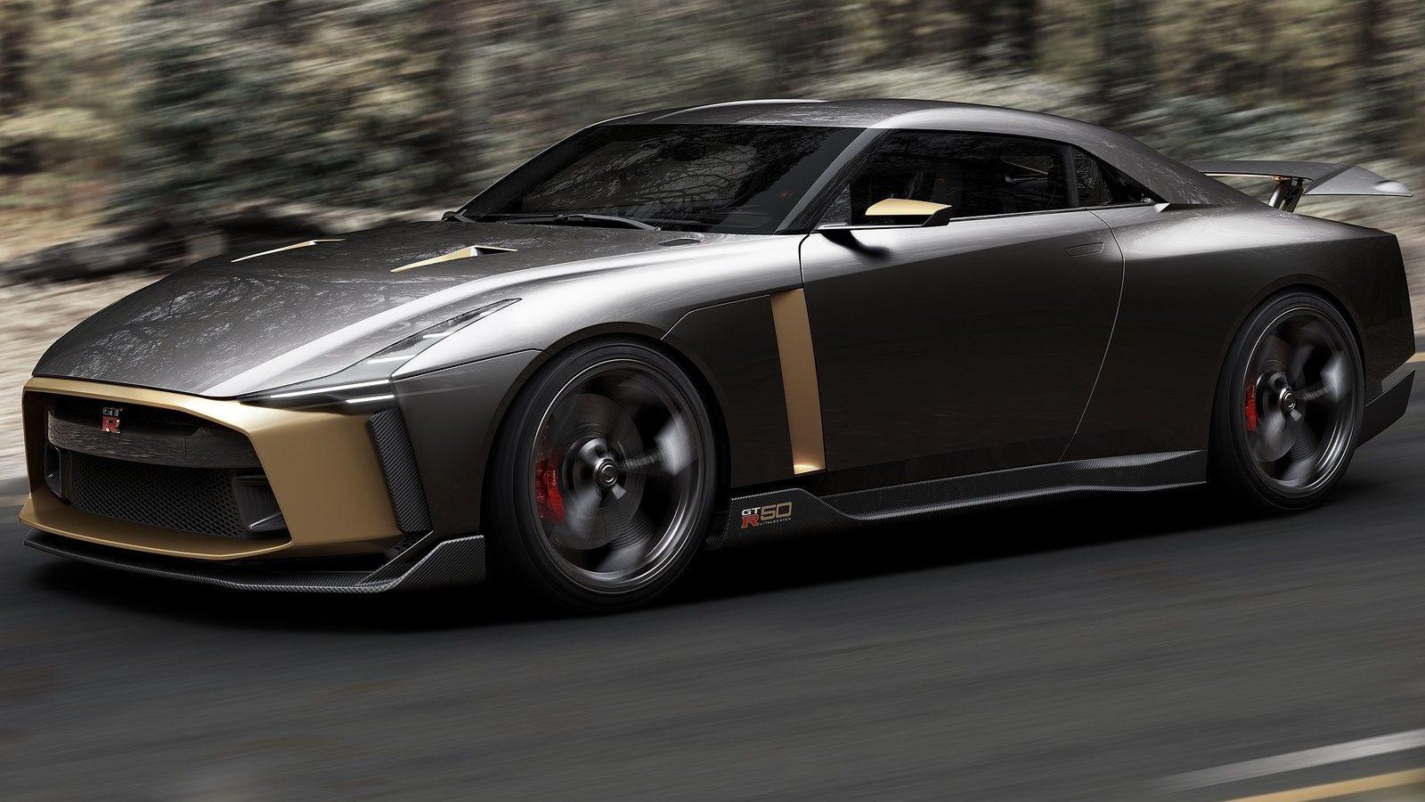 Das Kostet Der Nissan Gt R50 Designed By Italdesign