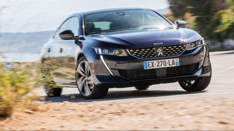 Peugeot 508 neu_vorne