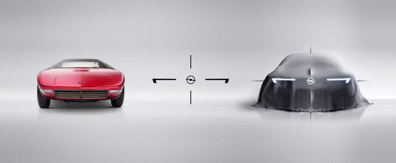 Opel neues Design 2020