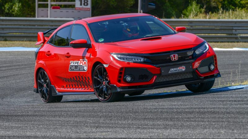 Civic Type R Rekord Estoril