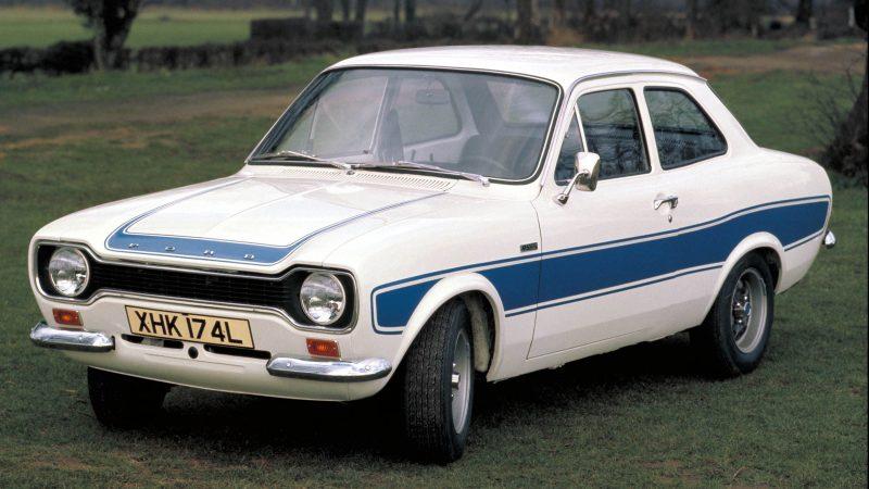Ford Escort I RS 2000 (1973)