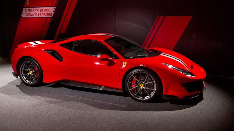 Ferrari Museum Maranello_488 Pista