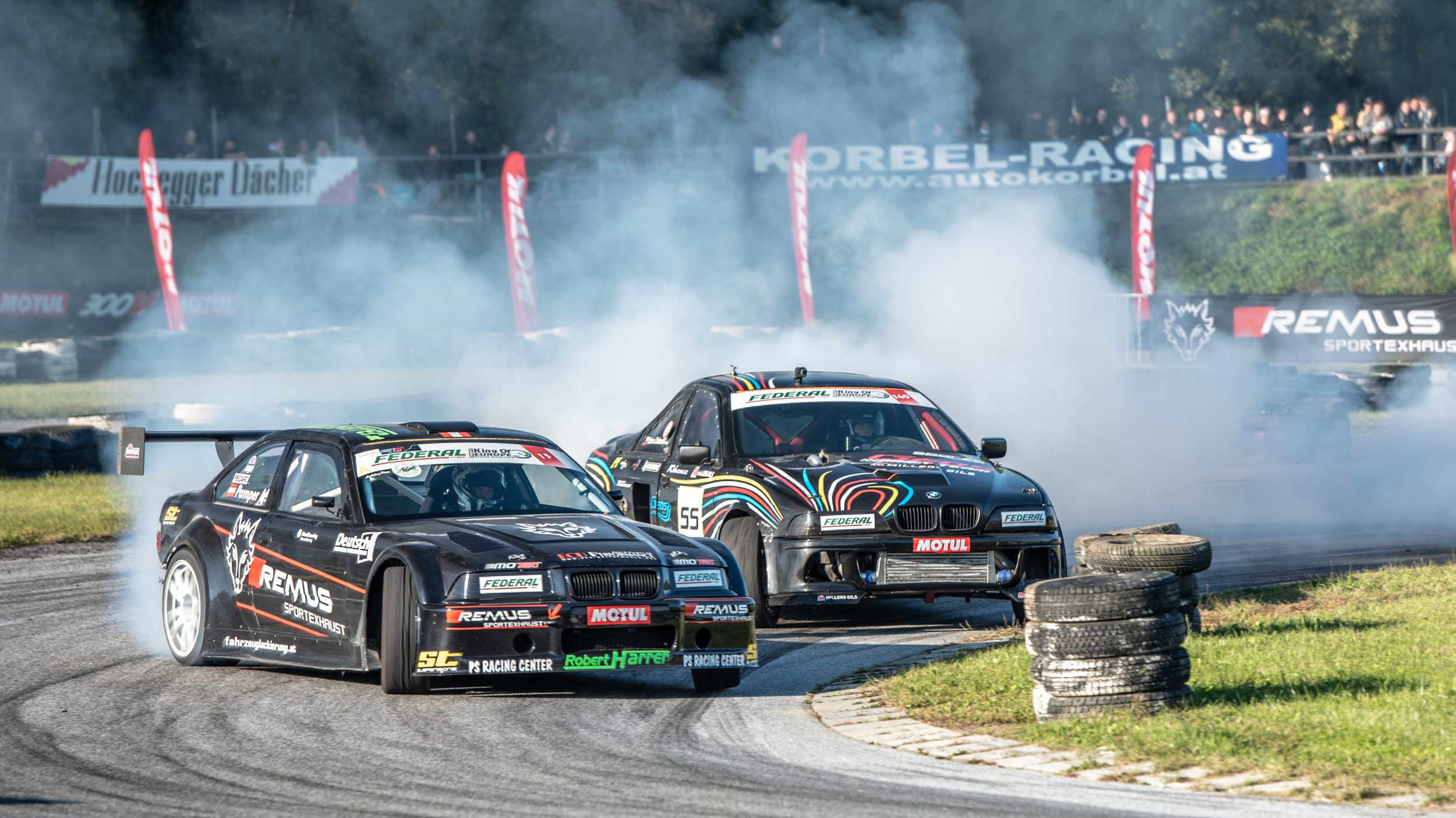 Drift-Battle Pamper vs. Zakouril Greinbach II 2018