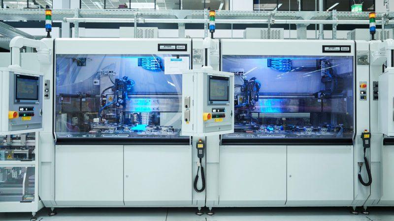 BMW Werk Dingolfing-Batteriefertigung