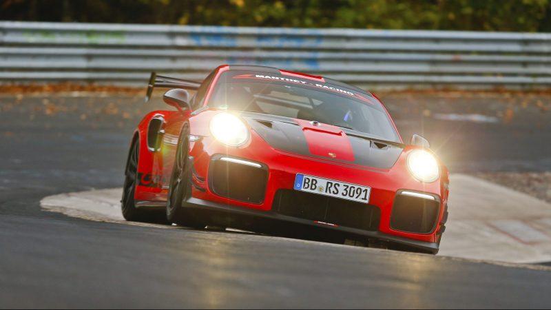 Porsche GT2 RS MR - Manthey-Racing_vorne