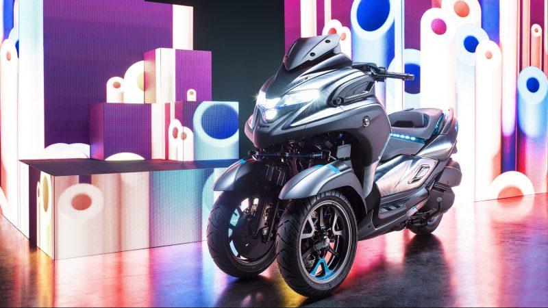 Yamaha 3CT Proto_Vorne