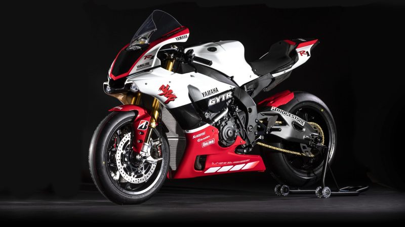 Yamaha YZF-R1 GYTR_links