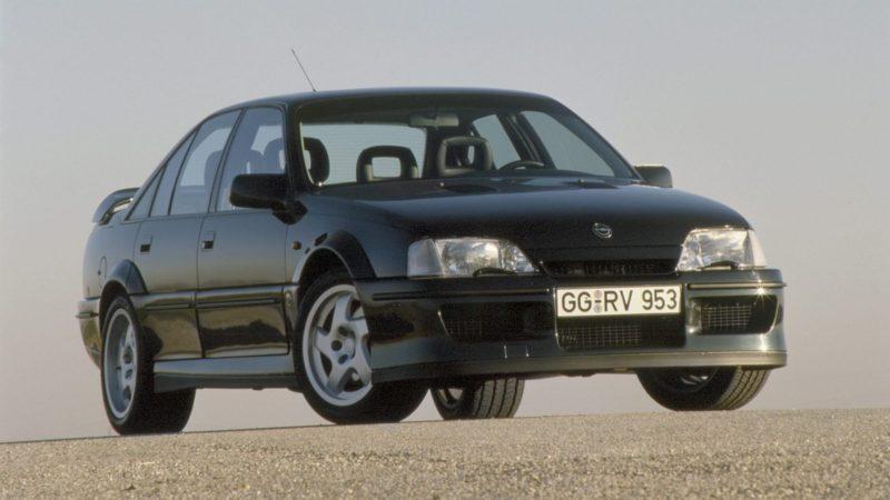 Opel Lotus Omega 3.6