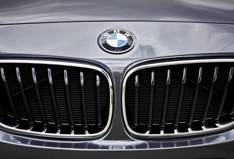 BMW Niere in groß